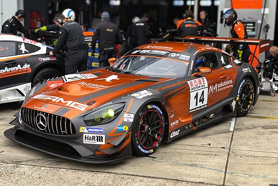 AM Solutions - AMG GT3