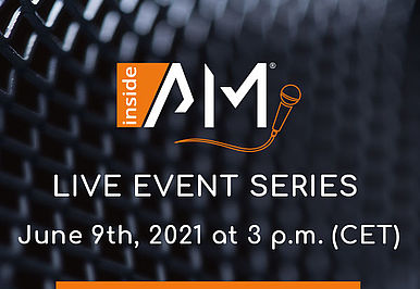 """interactive live event series """"inside AM"""""""