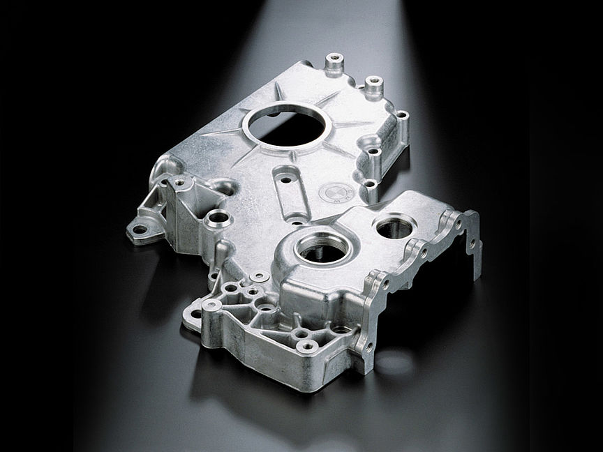 Gearbox casings