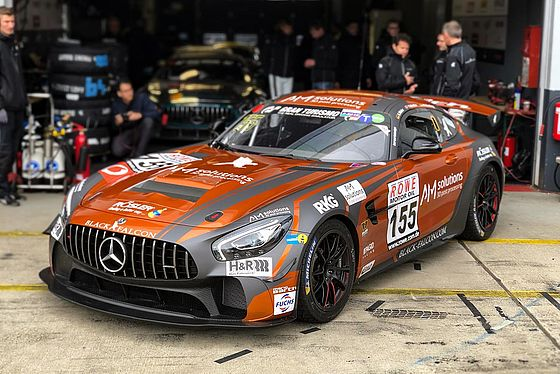 AM Solutions - AMG GT4